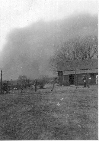 1933 CE Slimmer Farm Dust Storm