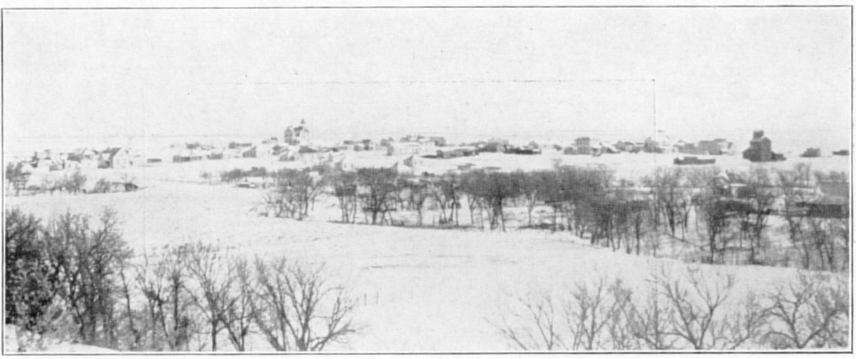 Codell, Winter of 1915